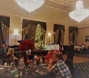 Rox hotel Aberdeen xmas event
