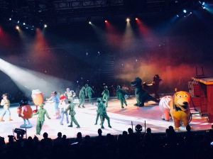 Disney on Ice Aberdeen show 2018