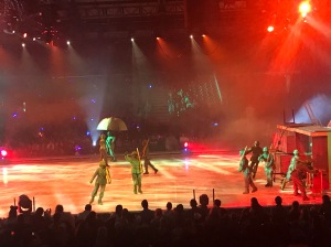Disney on ice Aberdeen 2018
