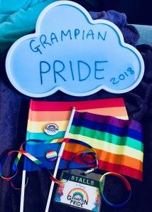 Grampian Pride 2018