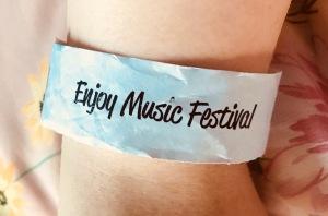 Enjoy music festival
