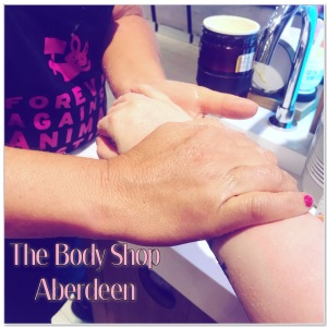 The Body Shop Aberdeen