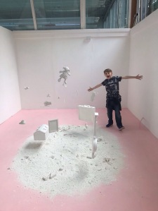 Grays school of art degree show 2018