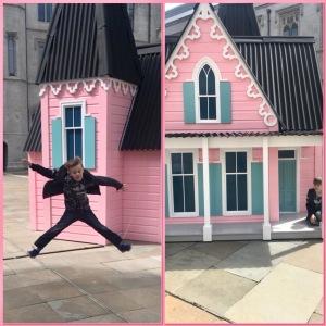 Look Again Festival Aberdeen 2018 Pink house