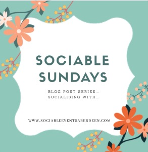 Sociable Sunday's blog post series