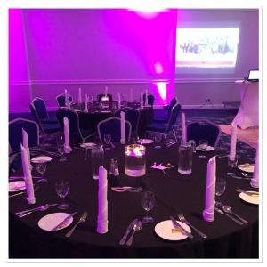 Event at Copthorne hotel Aberdeen