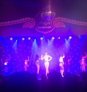 The ladyboys of Bangkok UK tour