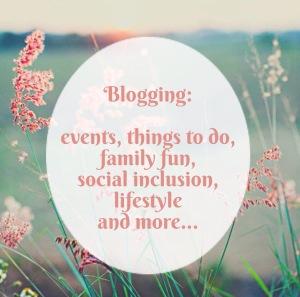 Sociable events blog