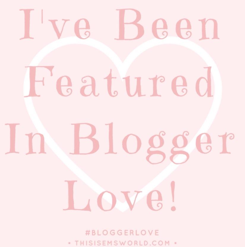 Blogger love showcase