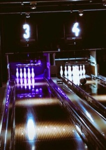 July favourites - Lane 7 bowling