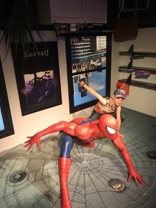 Madame Tussaud's London Spider-Man