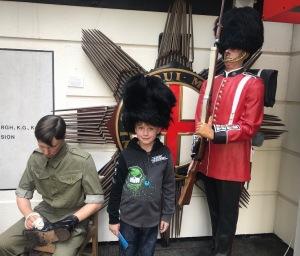London guards museum