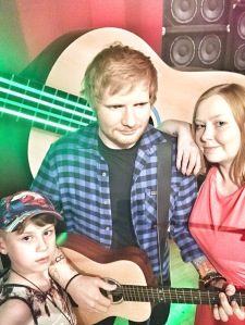 Madame Tussaud's London Ed Sheeran