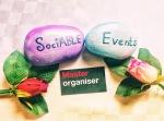 Sociable events master organiser