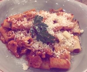 Tony macaroni restaurant