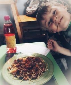Roald Dahl Day dinner