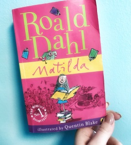 Roald Dahl Day Matilda