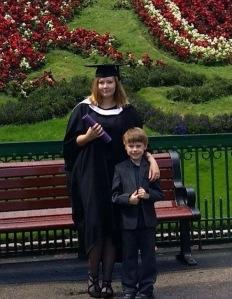 Graduation RGU Aberdeen Event Management