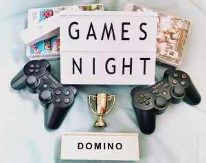 Games night in with PS3 games, wifi games and more