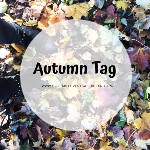 Autumn Tag 🍂🍁