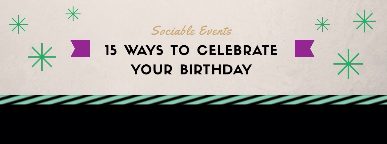 Adult birthday party planner are