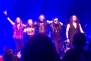 The U.K. monsters of Rock