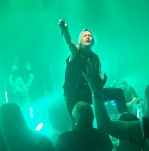 The U.K. monsters of Rock show Aberdeen show