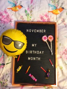 Birthday month - how to celebrate your birthday as an adult