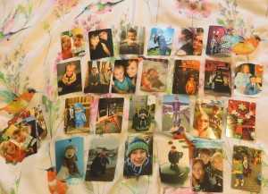 Tesco Photo personalised gift - snap game