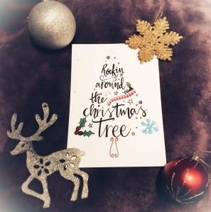 Rockin' around the Christmas tree - The Christmas tag