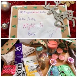 Blogger's Secret Santa