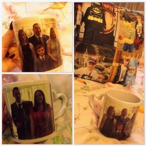 Tesco Photo personalised gift - mug